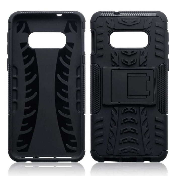Terrapin Cases Terrapin Samsung Galaxy S10e Armour Case - Full Black