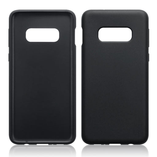 Terrapin Cases Terrapin Samsung Galaxy S10e TPU Gel Case - Black Matte