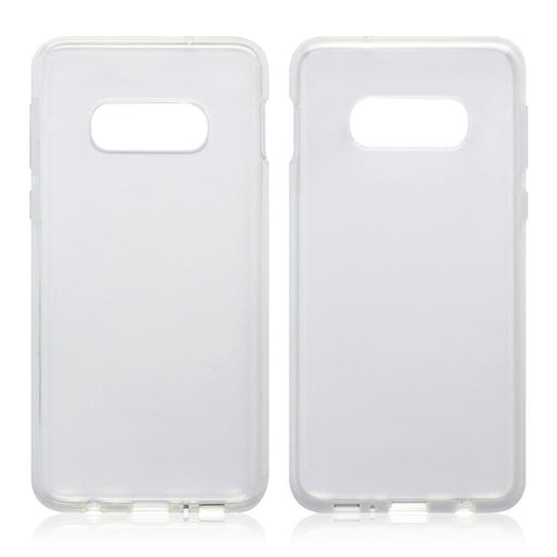 Terrapin Cases Terrapin Samsung Galaxy S10e TPU Gel Case - Clear