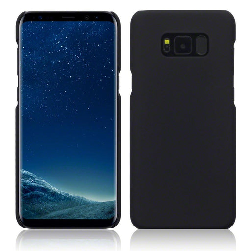 Terrapin Cases Terrapin Samsung Galaxy S8 Plus Hybrid Rubberised Case - Black
