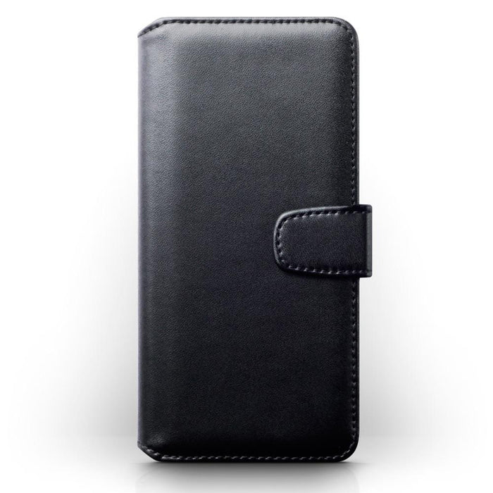 Terrapin Cases Terrapin Samsung Galaxy S8 Plus Real Leather Wallet Case - Black