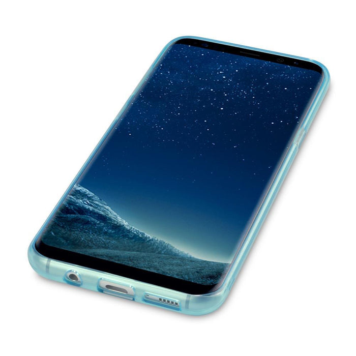 Terrapin Cases Terrapin Samsung Galaxy S8 Plus TPU Gel Case - Blue
