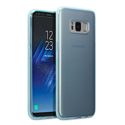 Terrapin Cases Terrapin Samsung Galaxy S8 TPU Gel Case - Blue
