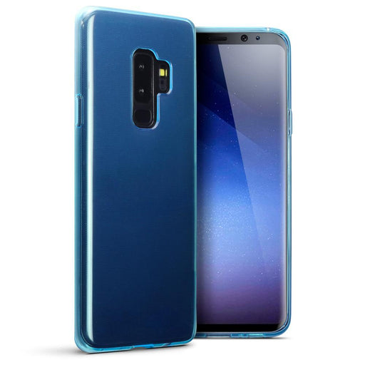 Terrapin Cases Terrapin Samsung Galaxy S9 Plus TPU Gel Case - Blue