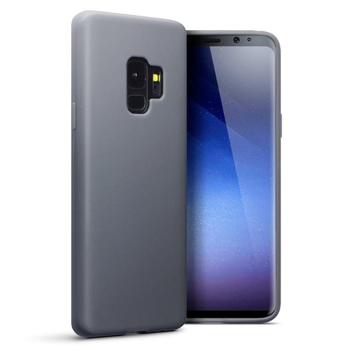 Terrapin Cases Terrapin Samsung Galaxy S9 TPU Gel Case - Grey Matte