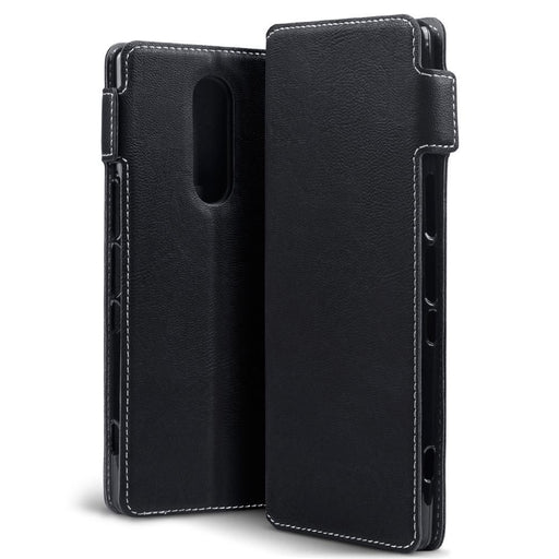 Terrapin Cases Terrapin Sony Xperia 1 Slim PU Leather Wallet Case - Black