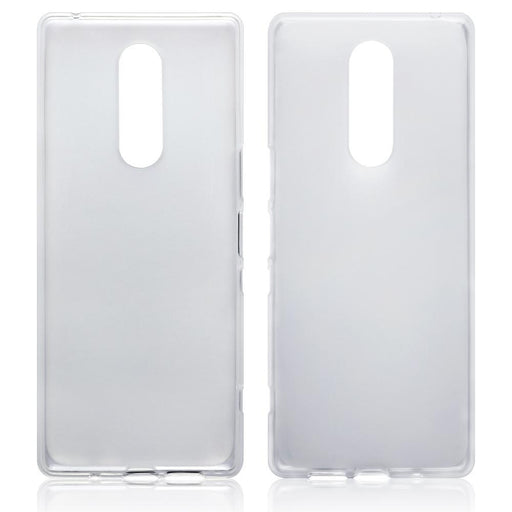 Terrapin Cases Terrapin Sony Xperia 1 TPU Gel Case - Clear Matte