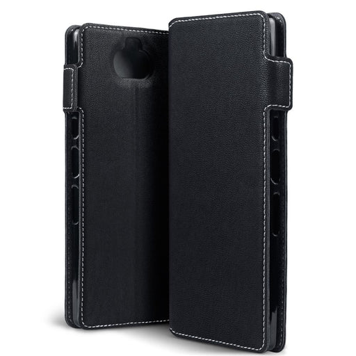 Terrapin Cases Terrapin Sony Xperia 10 Plus Low Profile PU Leather  Wallet Case - Black