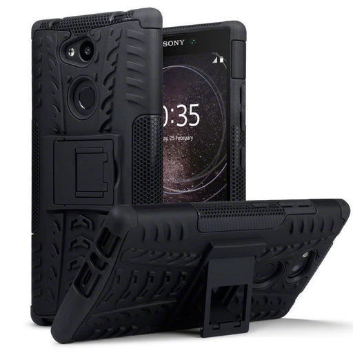 Terrapin Cases Terrapin Sony Xperia L2 Rugged Case - Full Black