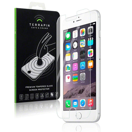 Terrapin Screen Protection Terrapin Apple iPhone 6 / 6S Tempered Glass Screen Protector