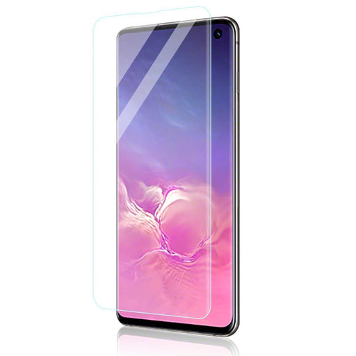 Terrapin Screen Protection Terrapin Samsung Galaxy S10 UV Tempered Glass Screen Protector