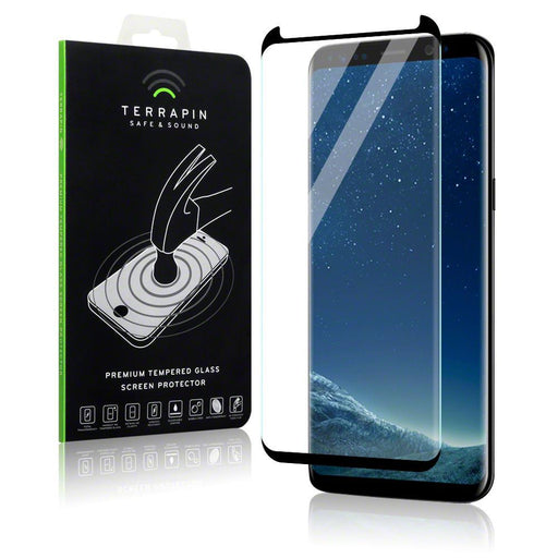 Terrapin Screen Protection Terrapin Samsung Galaxy S8 Tempered Glass Screen Protector