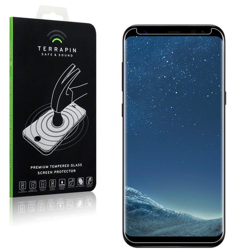 Terrapin Screen Protection Terrapin Samsung Galaxy S9 Tempered Glass Screen Protector