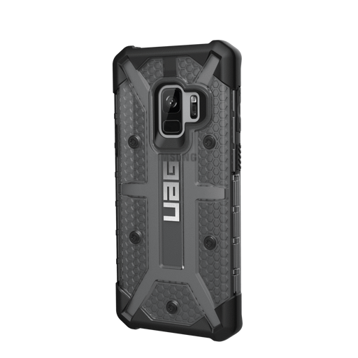 UAG Cases UAG Samsung Galaxy S9 Plus Plasma Feather-Light Rugged Case - Ash