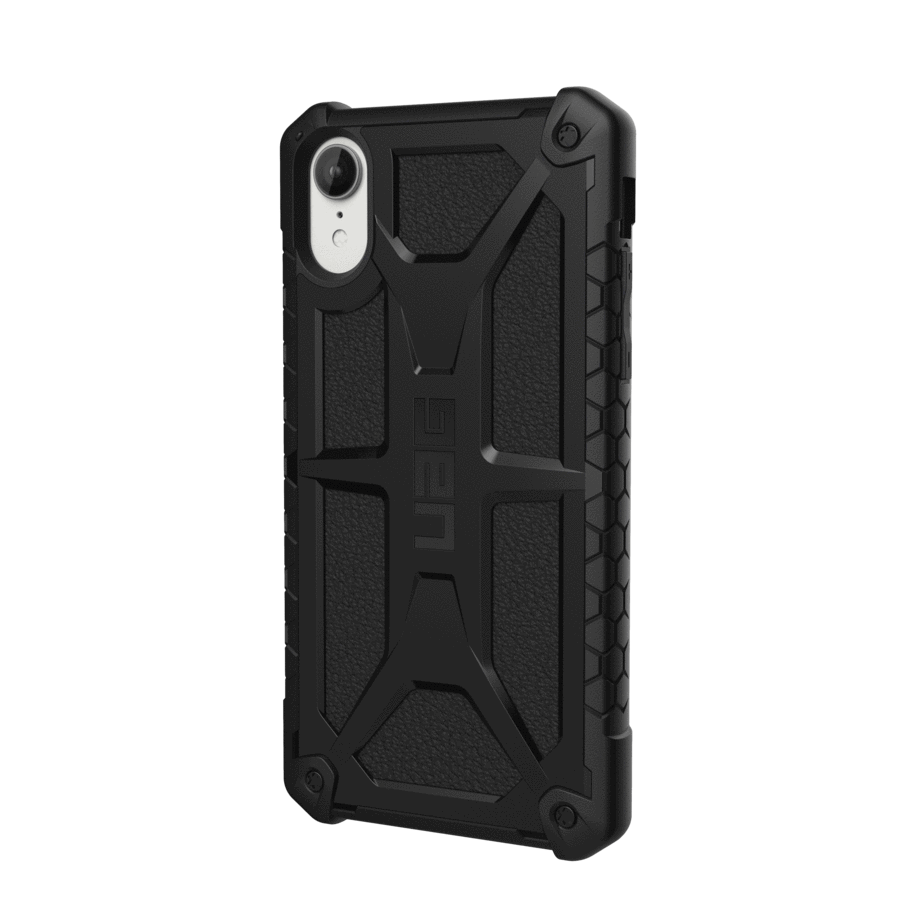UAG Cases UAG Urban Armor Gear Apple iPhone XR Monarch Case - Black