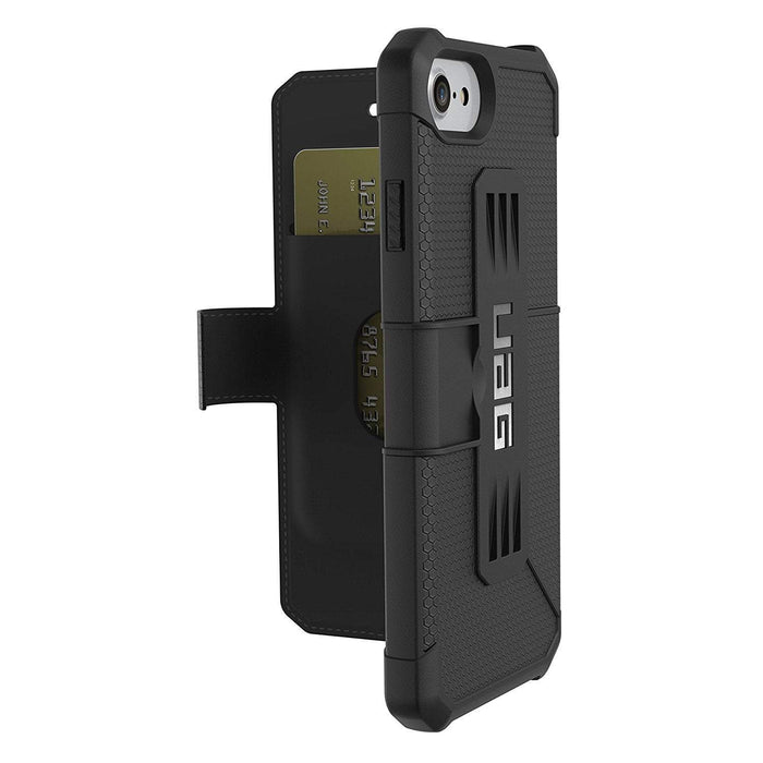 UAG Cases UAG Urban Armor Gear iPhone 8/7/6S Metropolis Case-Black/Black