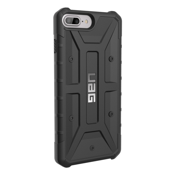 reputable site 67a63 aaccf UAG Urban Armor Gear iPhone 8 Plus/7 Plus Pathfinder Case - Black
