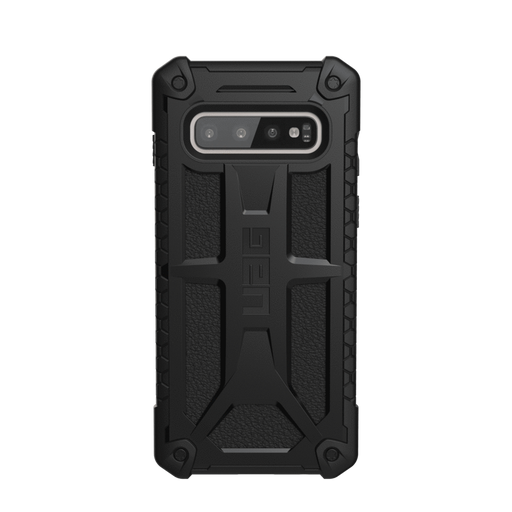 UAG Cases (UAG) Urban Armor Gear Samsung Galaxy S10 Monarch Case - Black