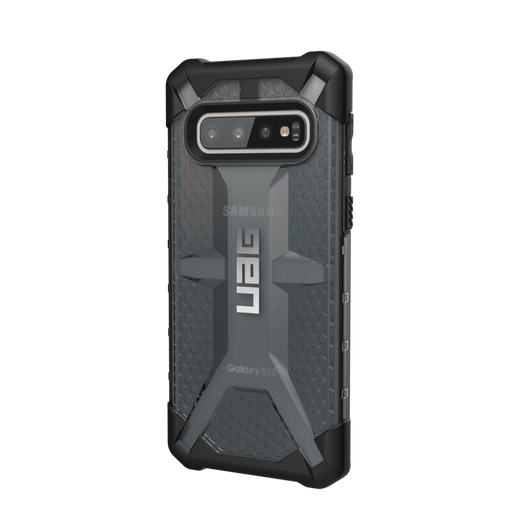 UAG Cases (UAG) Urban Armor Gear Samsung Galaxy S10 Plasma Case - Ash