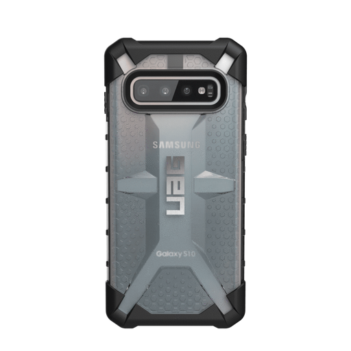 UAG Cases (UAG) Urban Armor Gear Samsung Galaxy S10 Plasma Case - Ice