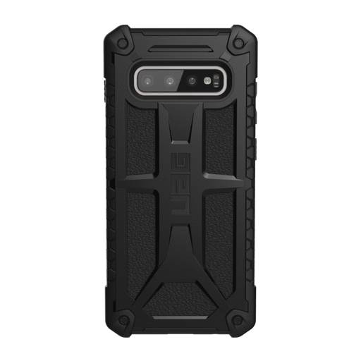 UAG Cases (UAG) Urban Armor Gear Samsung Galaxy S10 Plus Monarch Case - Black