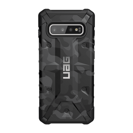 UAG Cases (UAG) Urban Armor Gear Samsung Galaxy S10 Plus Pathfinder Case - Midnight Camo