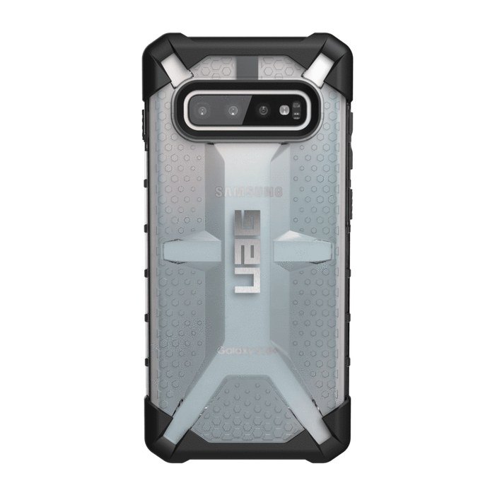 UAG Cases (UAG) Urban Armor Gear Samsung Galaxy S10 Plus Plasma Case - Ice