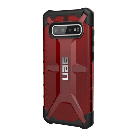 UAG Cases (UAG) Urban Armor Gear Samsung Galaxy S10 Plus Plasma Case - Magma