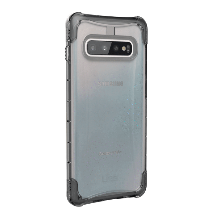 UAG Cases (UAG) Urban Armor Gear Samsung Galaxy S10 Plus Plyo Case - Ice
