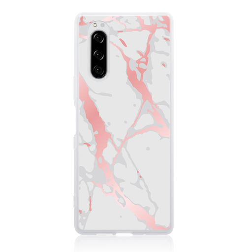 Marble Floss Phone Case - Sony Xperia 5 by Case Hut