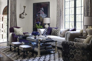 *Quick Read* Decorative Pillow in Model Homes - Artistic American