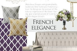 Matching the Luxury Decorative Pillows - Diamond Check Pattern