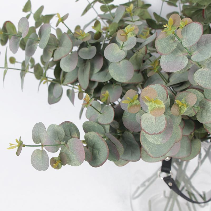 "Artificial Eucalyptus Leaf Stem 26"" Tall - G Home Collection"