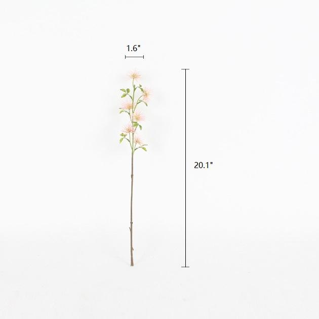 "Artificial Mang Flower Stem 20"" Tall - G Home Collection"