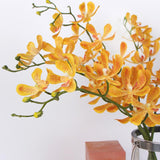Real Touch Orchid Stem in Orange 35