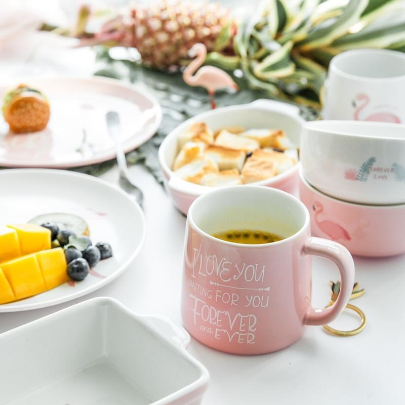 Flamingo Tableware - G Home Collection