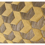 Yellow Arrows Pattern Jacquard Pillow 12