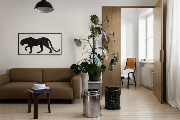 A House is not a Home —  <br>Inside Designer Paul Vaugoyeau's<br>French nest in Stockholm