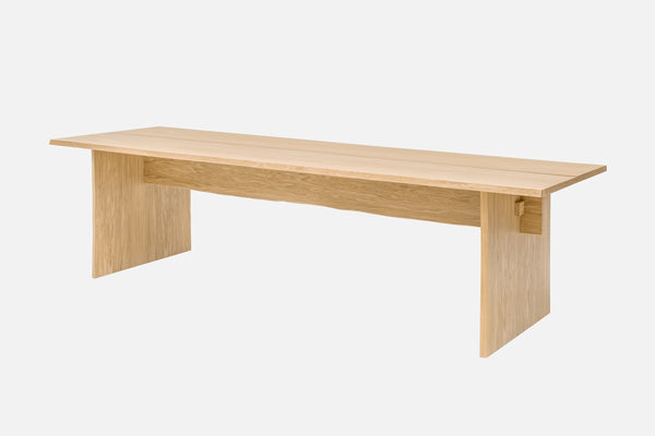 Bookmatch Table 275 cm