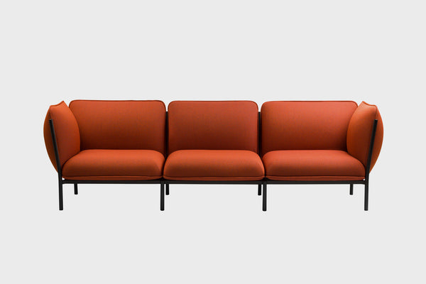 Kumo Modular 3-Seater Sofa + Armrests