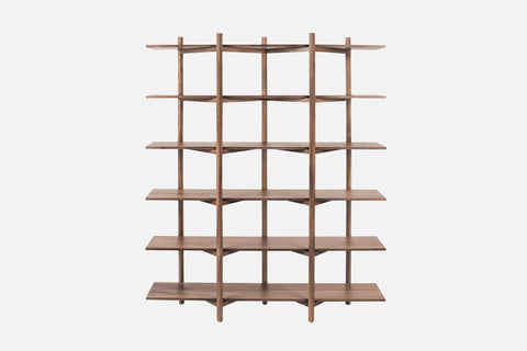 Zig Zag Shelf High