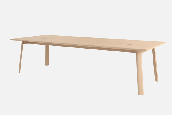 Alle conference media table 300 cm hem for Table 300 cm