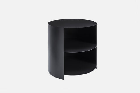 Hide Side Table