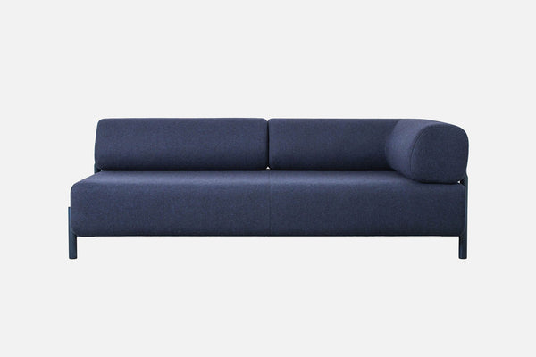 Palo 2-Seater Chaise Right