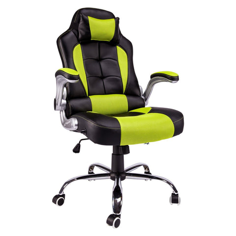 high-back racing style adjustable office chair – aminiture online