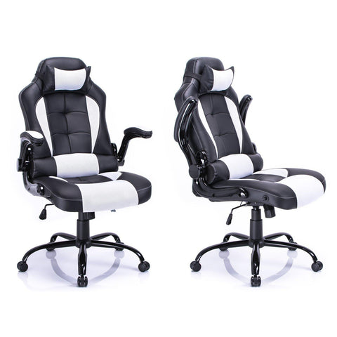 high-back adjustable racing style office chair – aminiture online