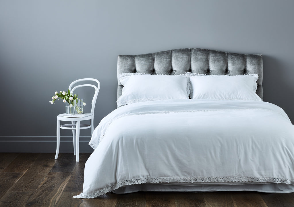100% certified organic and Fairtrade luxury bedding