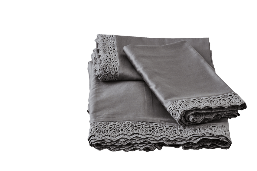 Signature Crochet Quilt Set - Jonquil