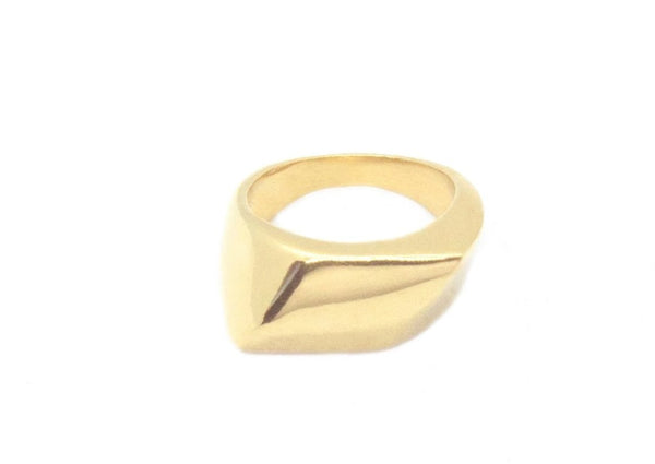 Bold Geometric Ring