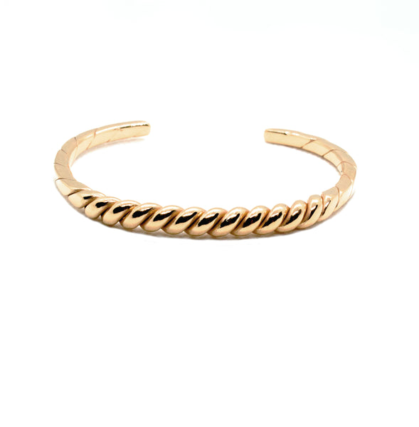 Twisted Bold Cuff